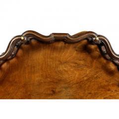 George III Mahogany Tilt Top Tea Table - 1532649