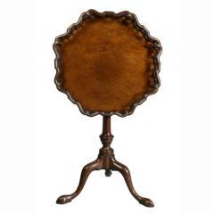 George III Mahogany Tilt Top Tea Table - 1532652