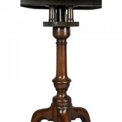 George III Mahogany Tilt Top Tea Table - 1532653