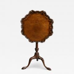 George III Mahogany Tilt Top Tea Table - 1533674