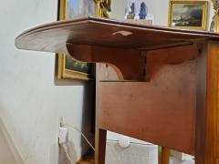 George III Mahogany Work Table circa 1790 - 1296758