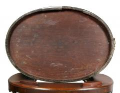 George III Mahogany and Brass Mounted Wine Cooler - 1558104