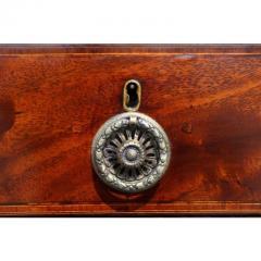 George III Mahogany and Inlaid Sideboard - 1532725