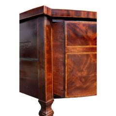 George III Mahogany and Inlaid Sideboard - 1532727