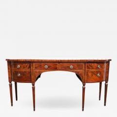 George III Mahogany and Inlaid Sideboard - 1533681