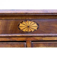 George III Oak and Mahogany Dresser or Sideboard - 1532263