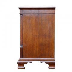 George III Oak and Mahogany Dresser or Sideboard - 1532278
