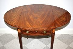 George III Pembroke Table - 1782219