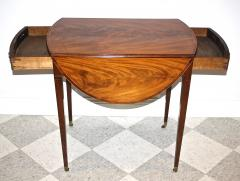 George III Pembroke Table - 1782221