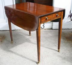George III Pembroke Table - 1854388