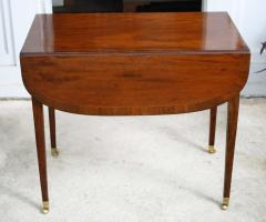 George III Pembroke Table - 1854390