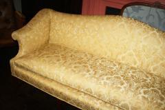 George III Period Camel Back Sofa - 1806105
