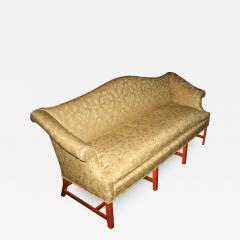 George III Period Camel Back Sofa - 1807141