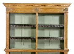 George III Pine Bookcase - 1557727