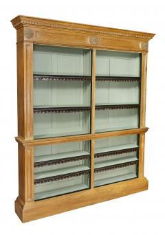 George III Pine Bookcase - 1557731