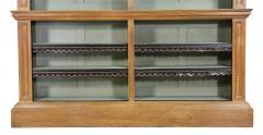 George III Pine Bookcase - 1557732