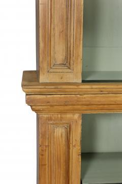George III Pine Bookcase - 1557741