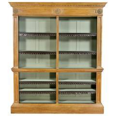 George III Pine Bookcase - 1557750
