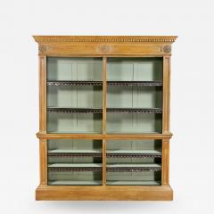 George III Pine Bookcase - 1558372