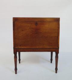 George III Sheraton Style Mahogany Cellarette - 1983861