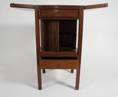 George III Tambour Stand - 858411
