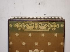 George IV Burr Elm Dressing Table With Silk Screen Circa 1825 - 1306376