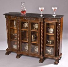 George IV Display Cabinet of Small Size - 676964