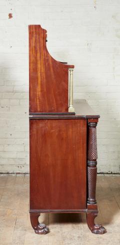 George IV Inlaid Mahogany Chiffonier - 1957812