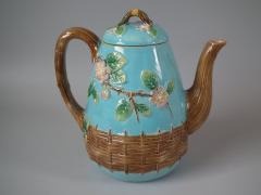 George Jones George Jones Blossom Teapot And Cover - 1755088