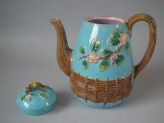 George Jones George Jones Blossom Teapot And Cover - 1755091