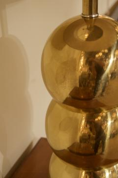 George Kovacs Kovacs Style Brass Orb Lamp - 1826284