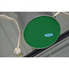 George Kovacs Minimalistic Chrome Cylinder Table Lamp By George Kovacs - 1080911