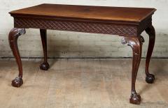 George Lambert Georgian Mahogany Console Table - 2020333