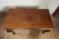 George Lambert Georgian Mahogany Console Table - 2020334