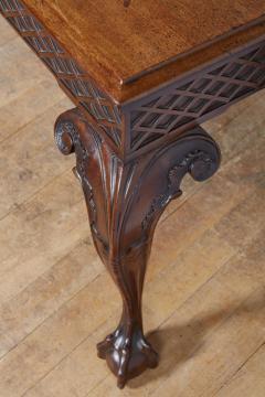 George Lambert Georgian Mahogany Console Table - 2020339