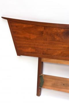 George Nakashima American Modern Walnut Headboard George Nakashima - 385942