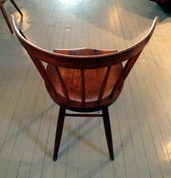 George Nakashima Early Set of Four Straight Back Chairs - 110907