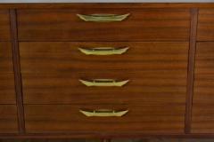 George Nakashima George Nakashima 12 Drawer Dresser Widdicomb Origins 1960 - 569104