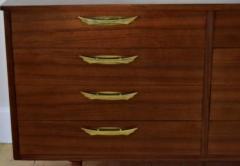 George Nakashima George Nakashima 12 Drawer Dresser Widdicomb Origins 1960 - 569107