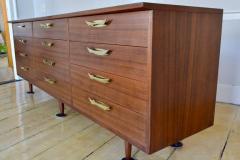 George Nakashima George Nakashima 12 Drawer Dresser Widdicomb Origins 1960 - 569108