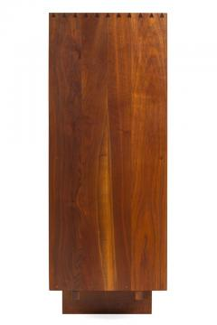 George Nakashima George Nakashima Black Walnut Chest of Drawers with Dovetail Joinery - 1223875