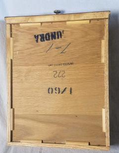George Nakashima George Nakashima Coffee Table Origins Model 272 Widdicomb 1960 - 1332929