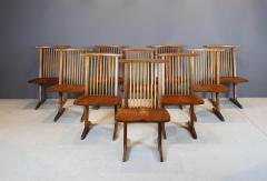 George Nakashima George Nakashima Conoid Chairs - 1720407