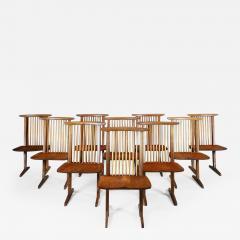 George Nakashima George Nakashima Conoid Chairs - 1721623