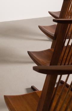 George Nakashima George Nakashima Conoid Dining Chairs Set Of Six   224146
