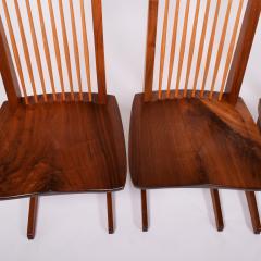 George Nakashima George Nakashima Conoid chairs 1980 - 1286127