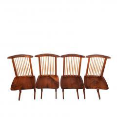 George Nakashima George Nakashima Conoid chairs 1980 - 1286132