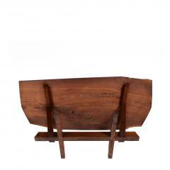 George Nakashima George Nakashima Conoid single board dining table 1980 - 1286078