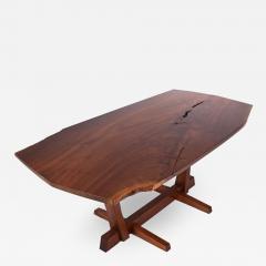 George Nakashima George Nakashima Conoid single board dining table 1980 - 1293231