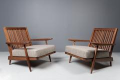 George Nakashima George Nakashima Cushion Chairs 1972 - 1879026